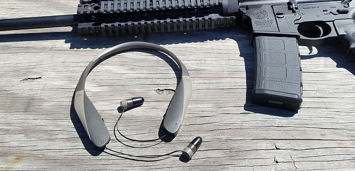 best electronic ear plugs for shooting