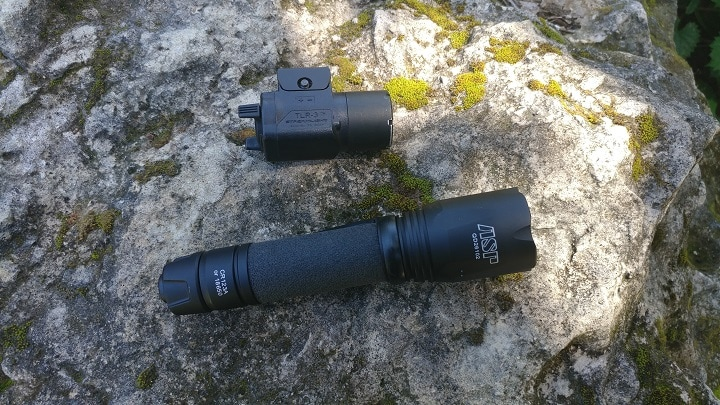 best tactical led flashlight