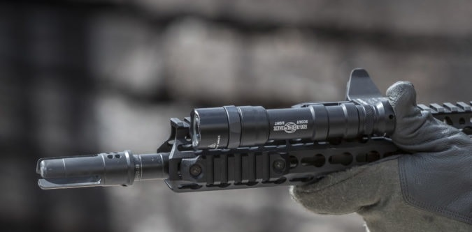 best weapon light for ar15