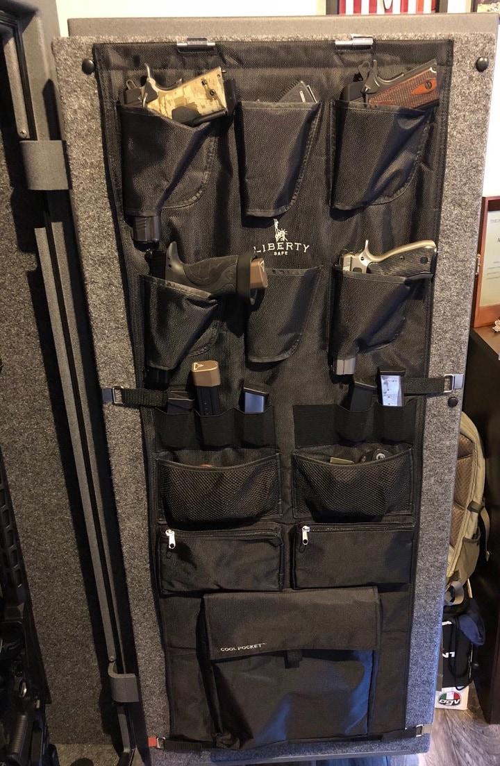 cool gun safes