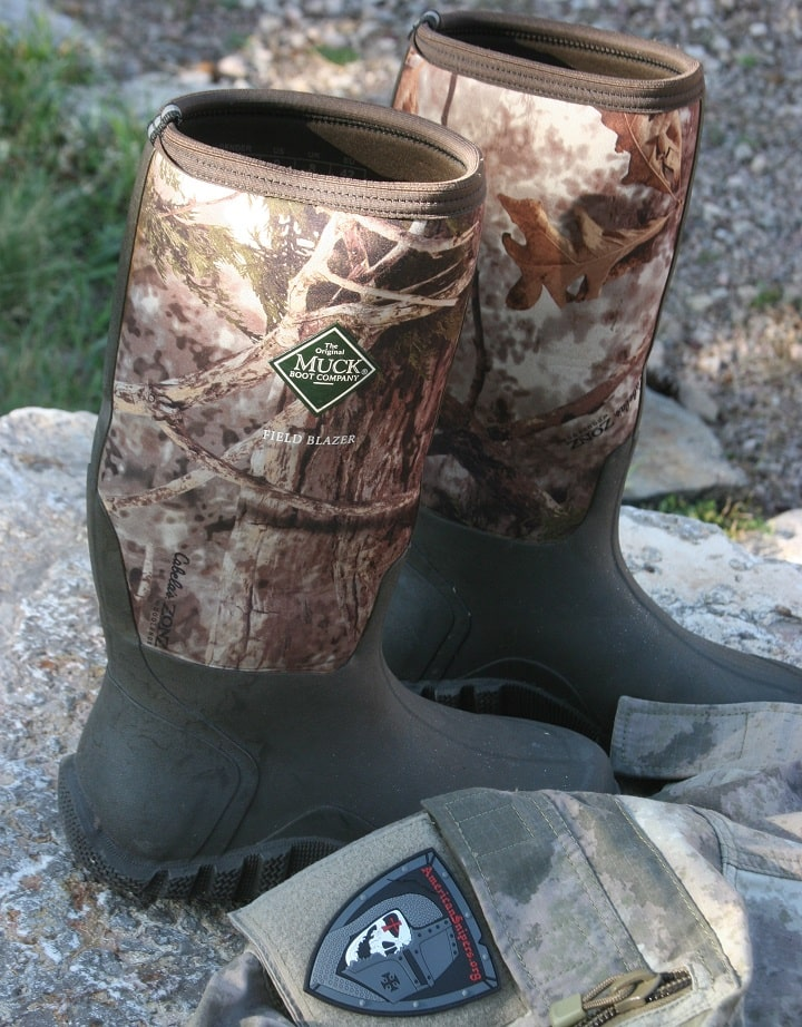 deer hunting boots