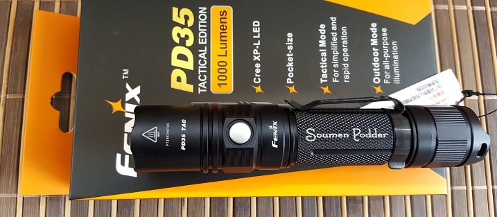 mil tac flashlight
