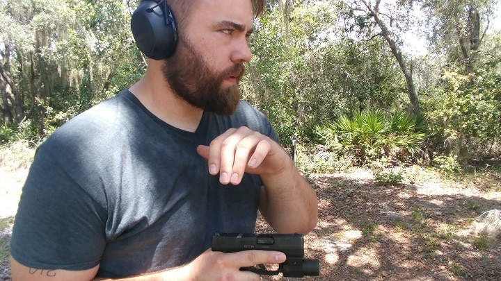 shooting ear protection