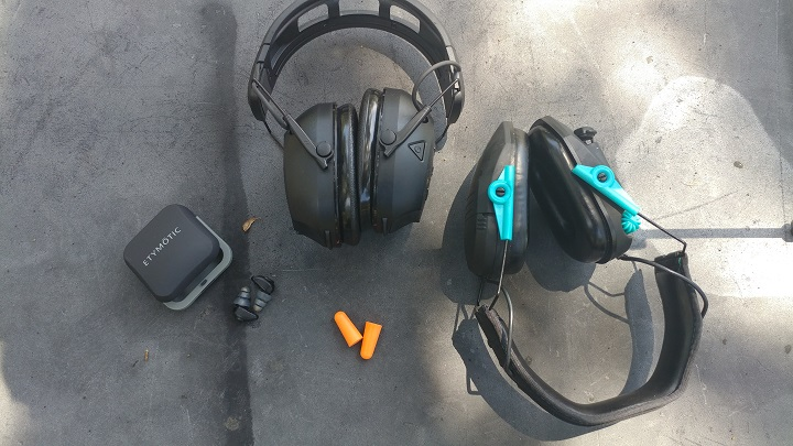 tactical hearing protection