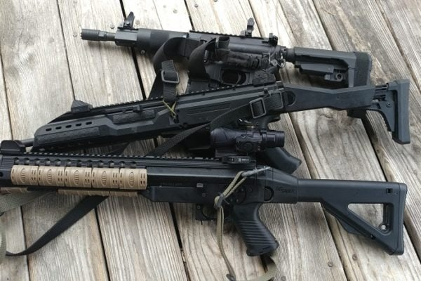 tactical rifle slings