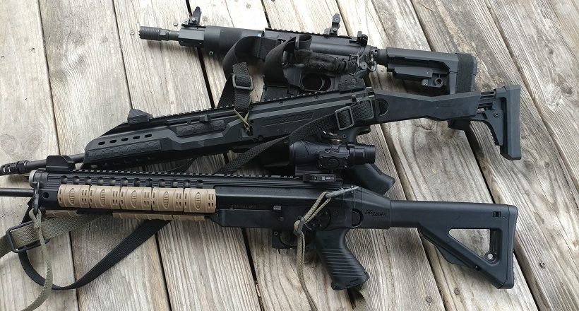 tactical rifle slings