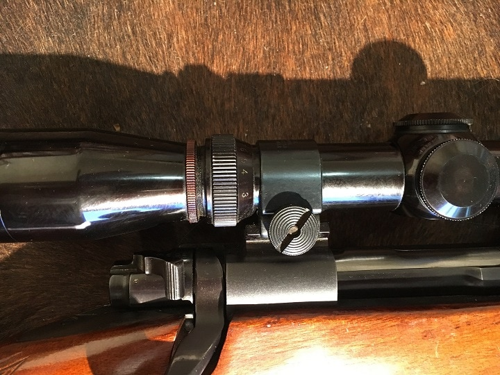 1 inch scope rings for picatinny rail