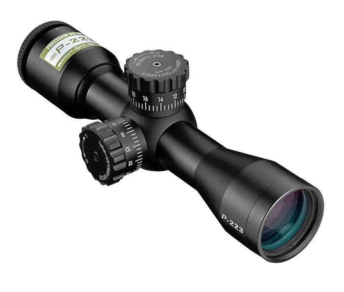 Nikon P-223 with 600 BDC Reticle