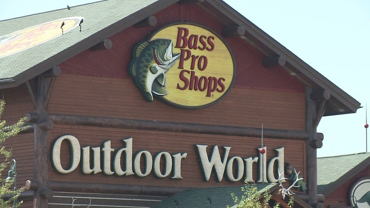 bass pro and cabelas