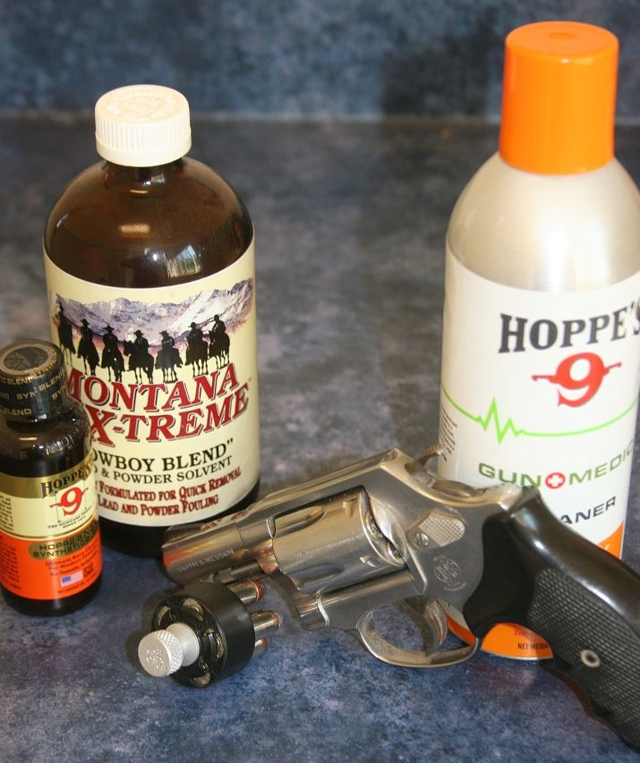 best gun cleaning oil