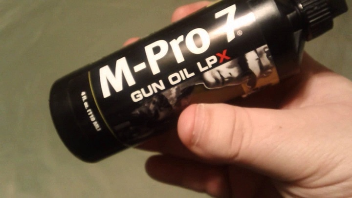best gun oil