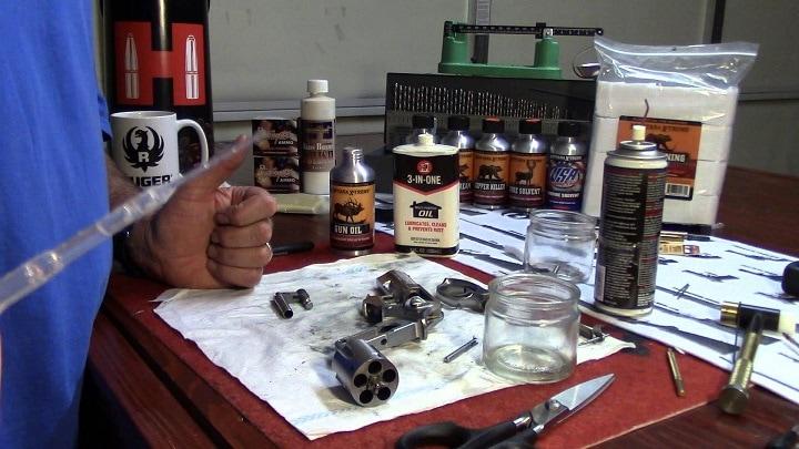 firearm oils