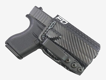 Fierce Defender IWB Kydex holster