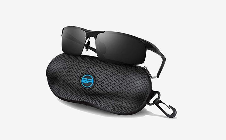 BLUEPOND Sport Safety Glasses.