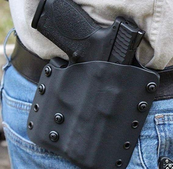 7 Best Kydex Holsters For Handguns [IWB & OWB]