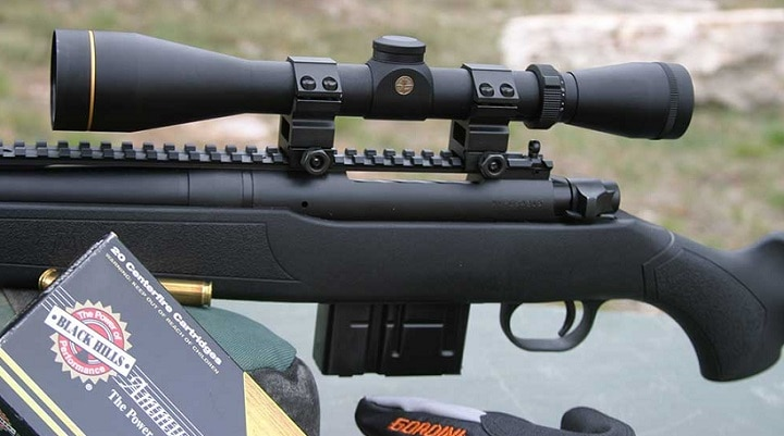 Leupold-VX-II-3-9x40mm-Scope