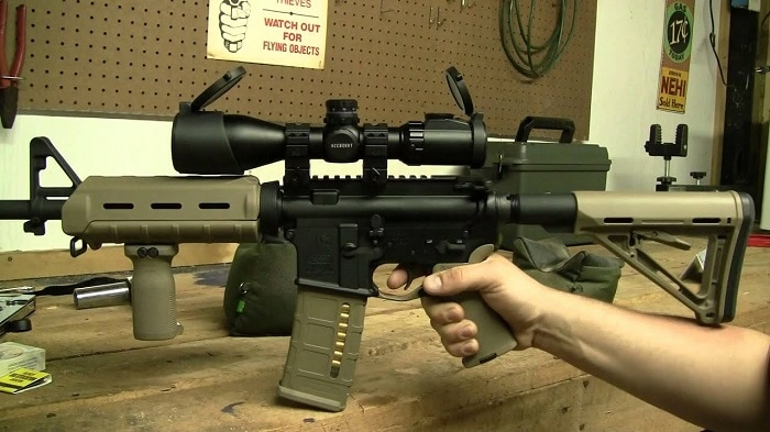 UTG  AR Scope