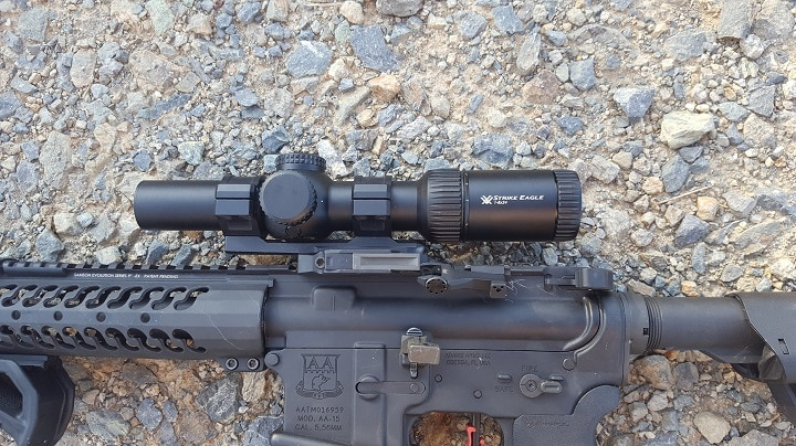 Vortex Optics Strike Scope