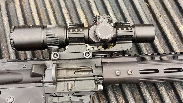 1-6x scope