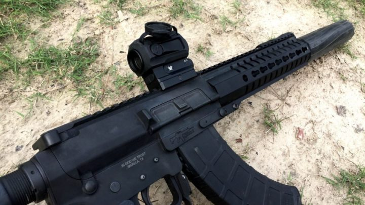 red dot for ar15