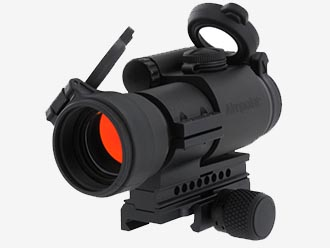 ar pistol red dot