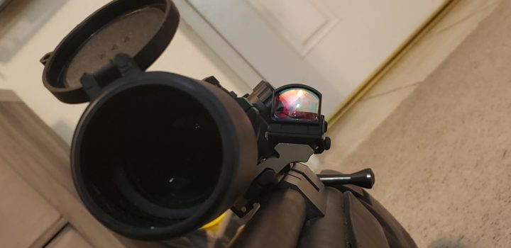 reflex sight for ar15