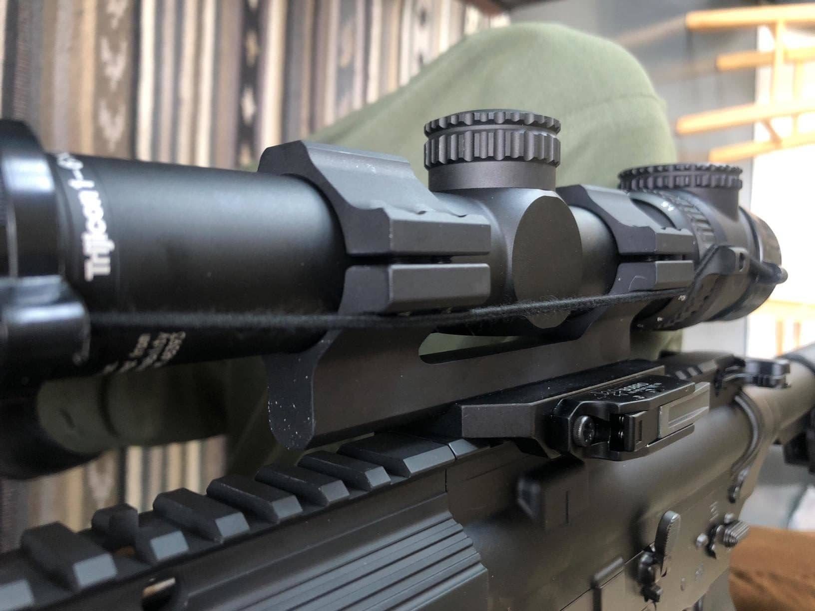best scope mounts for ar-15