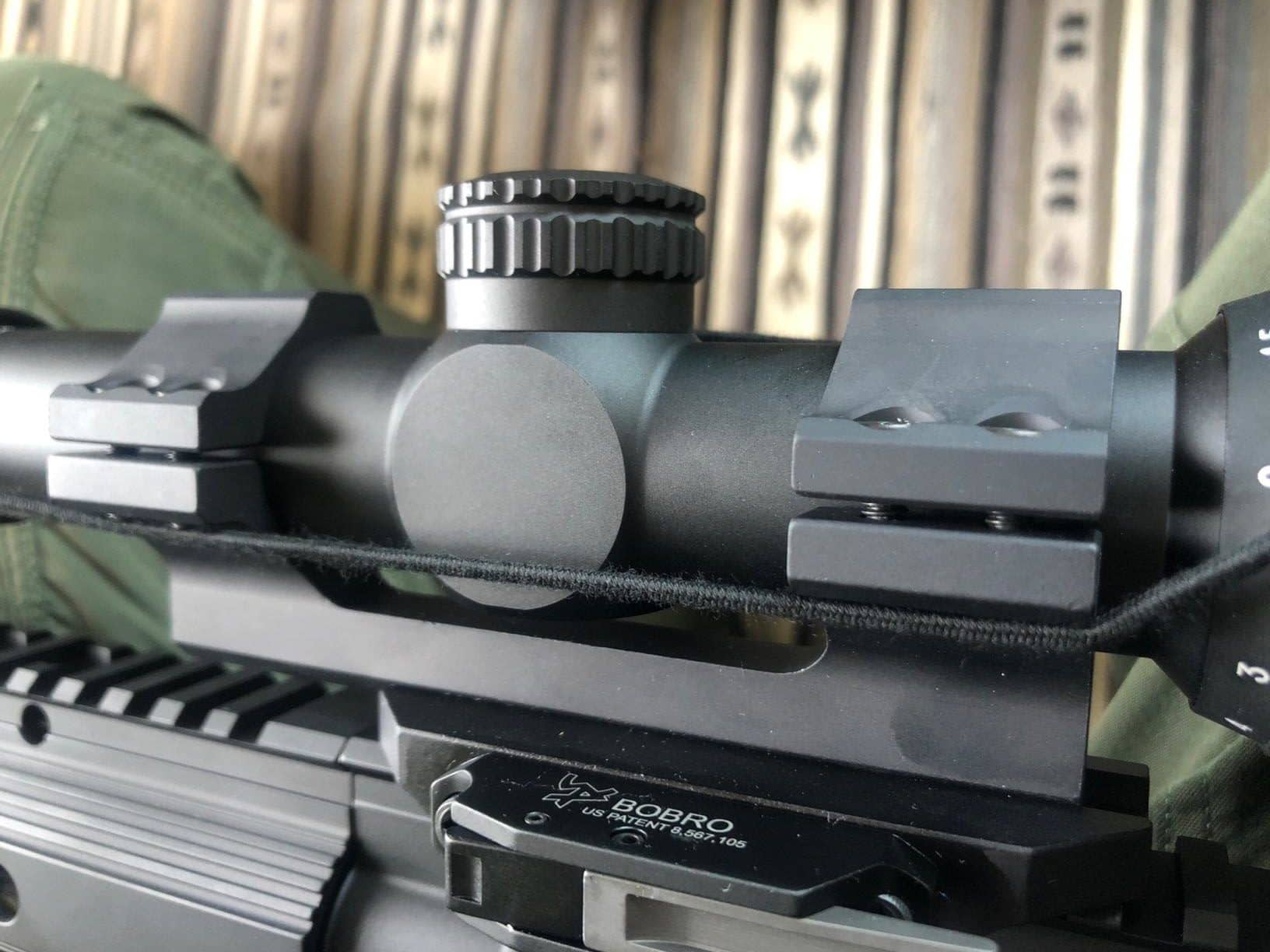 best ar scope mount
