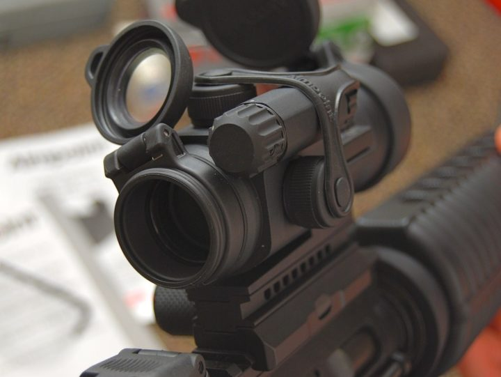 ar red dot