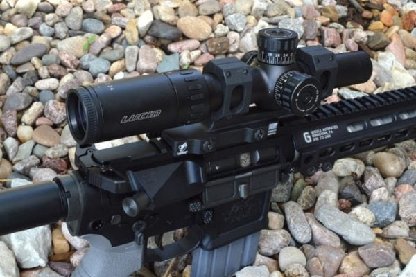 Best 1-6x Scopes for AR 15