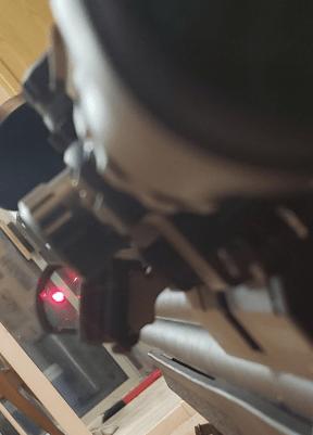 ar 15 red dot scope