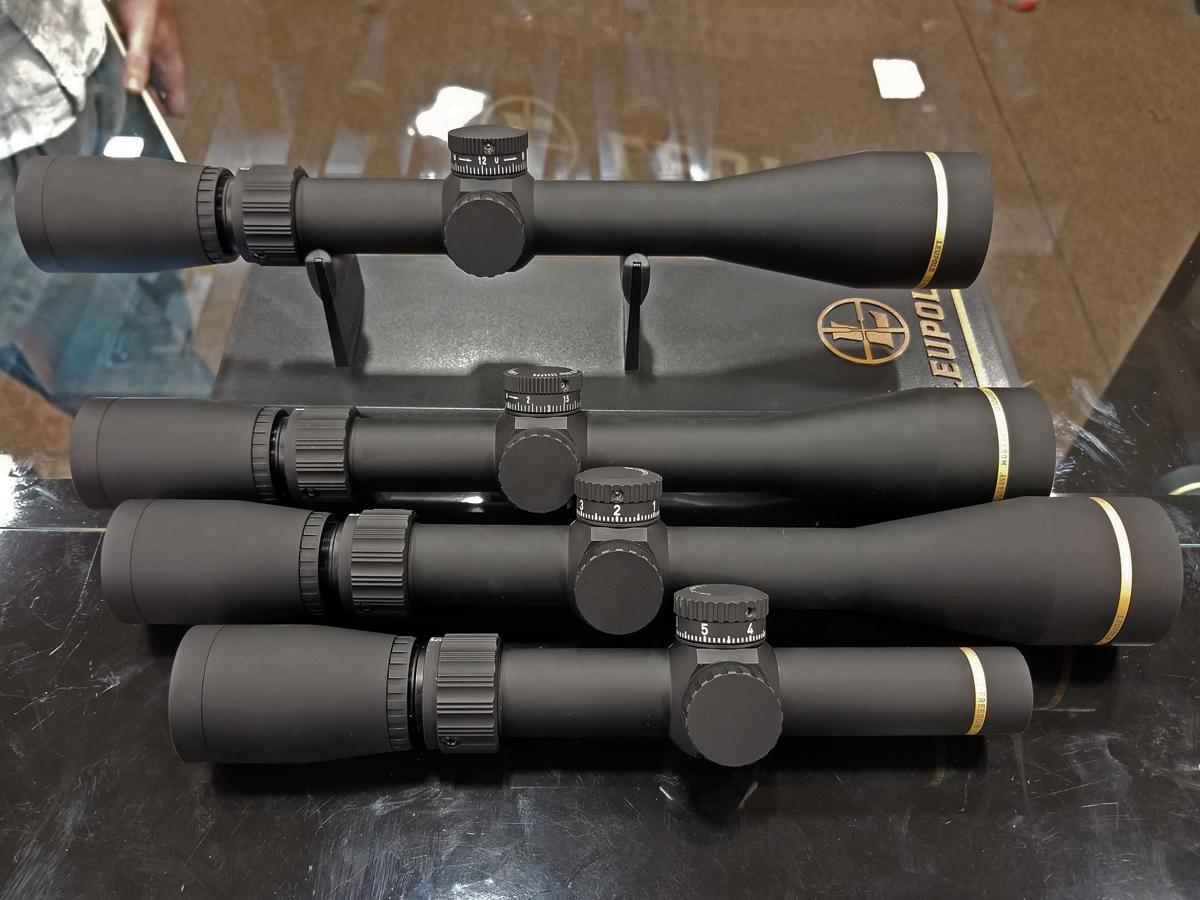 predator hunting scopes