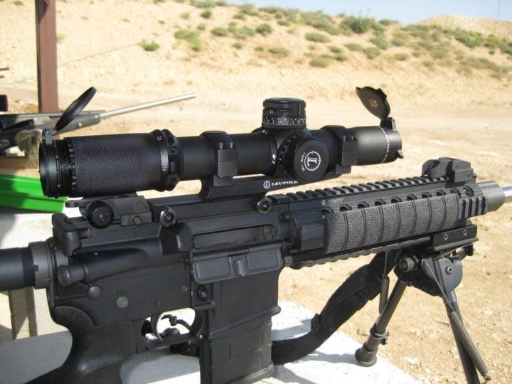 1-8x ffp scope
