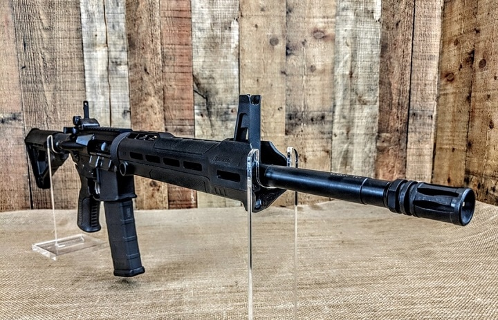 Savage MSR15 rifle