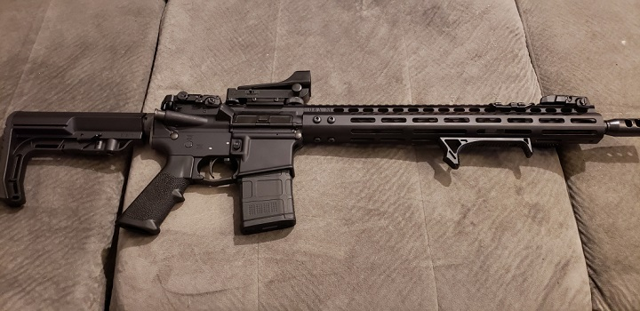 Savage MSR15