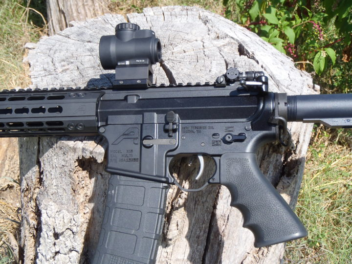 ar 15 reflex sight