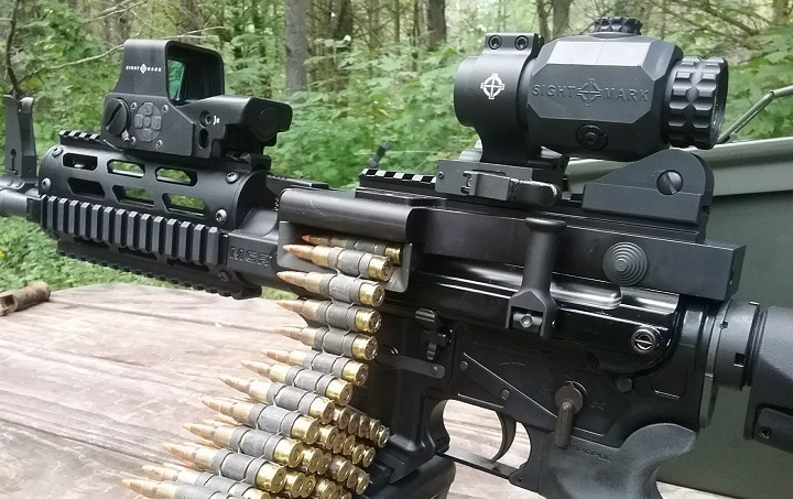 ar 15 holographic sight