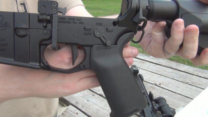 ar 15 trigger job