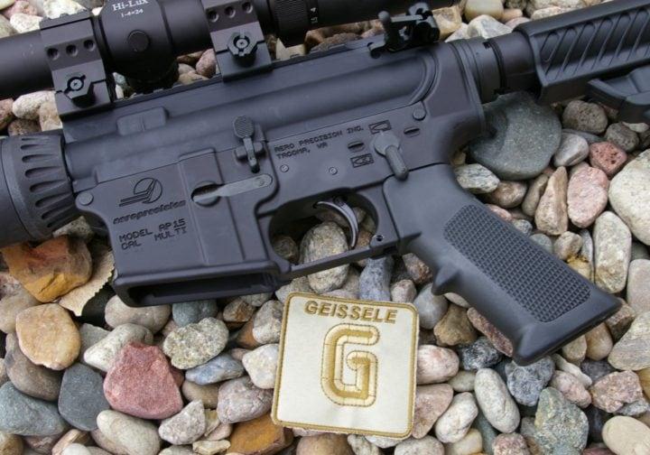 ar15 trigger assembly