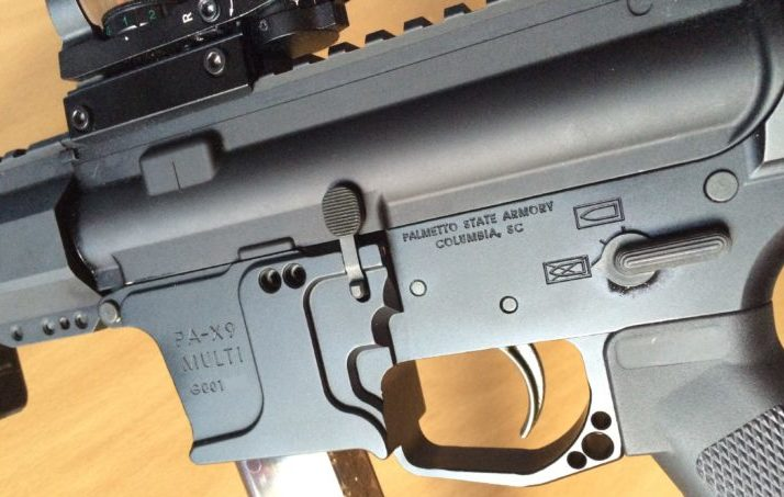 ruger lower receiver