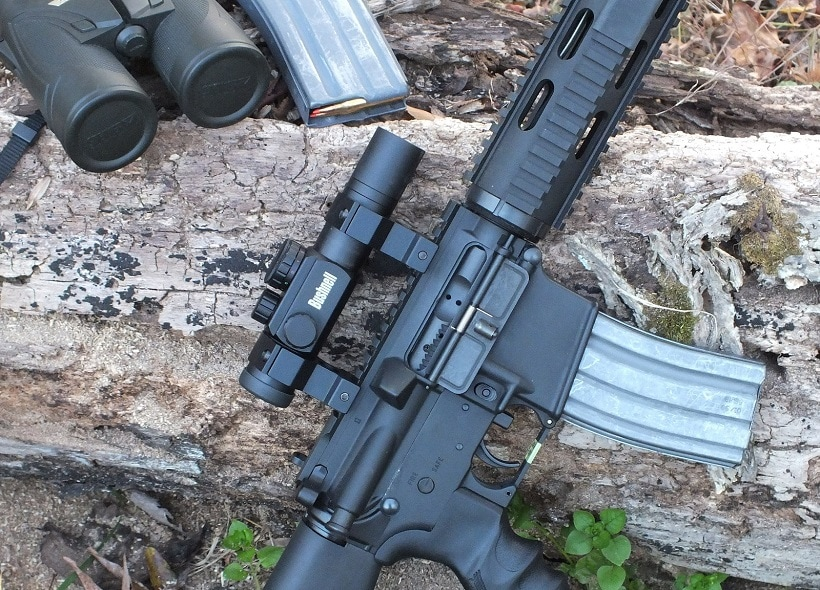 best ar 15 scope under 100