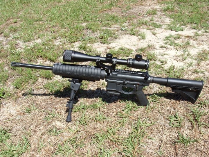 budget long range scope
