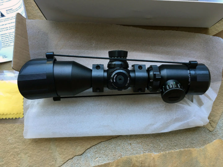 Barska Budget Scope
