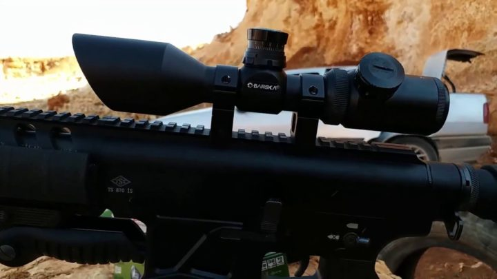 budget ar 15 scopes