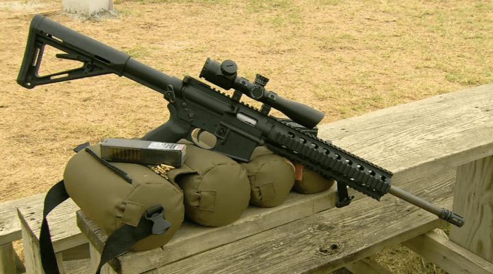 cheap riflescope