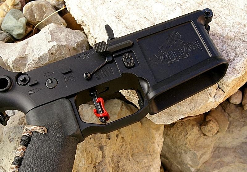 trigger ar 15