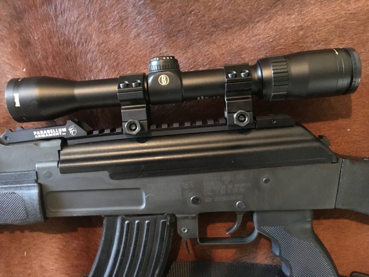 scope under 100 for ar 15