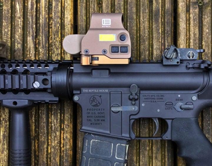 red dot optics for ar 15