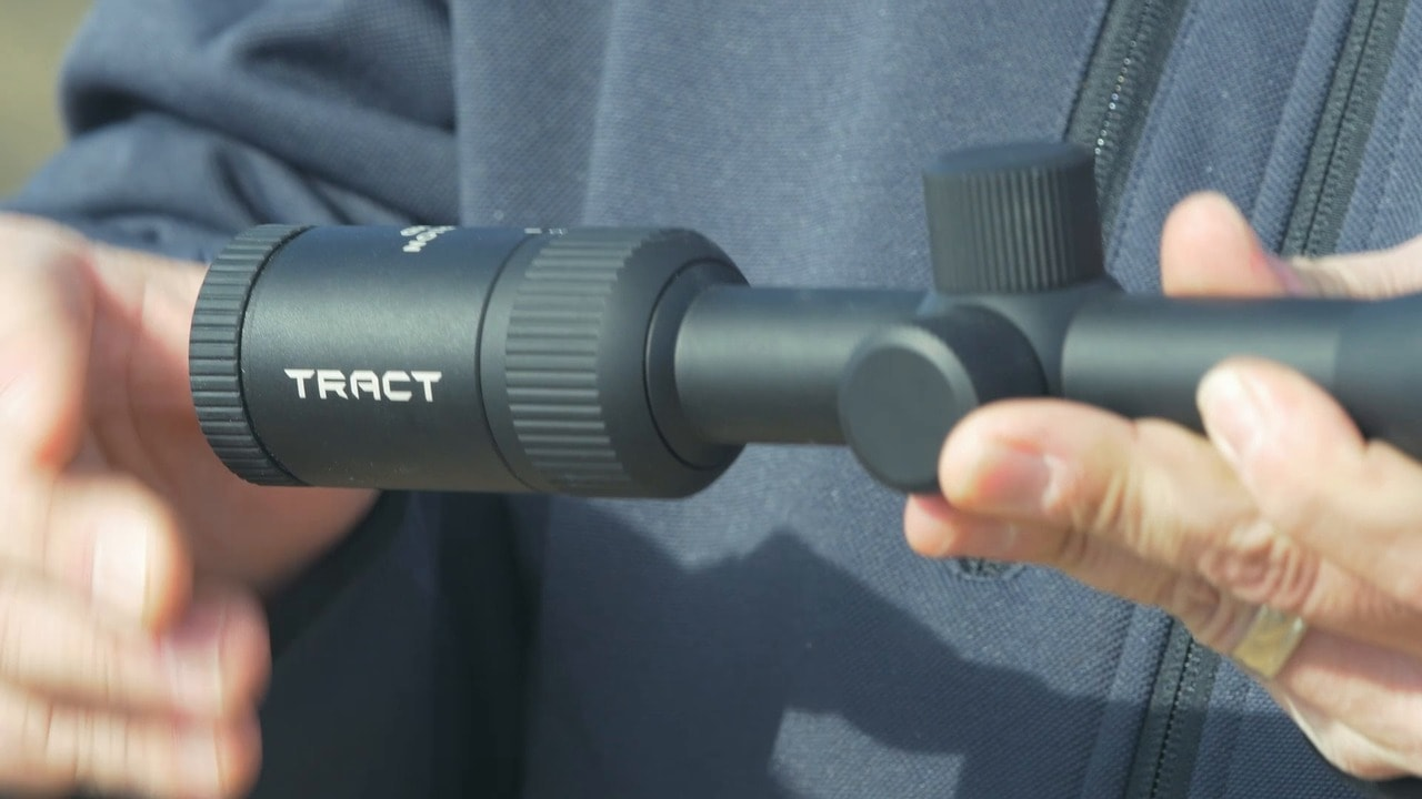best scope for coyote hunting with ar