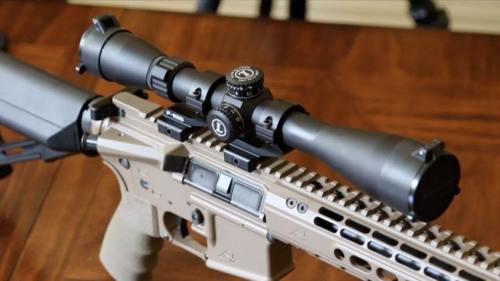 ar 15 for coyote hunting